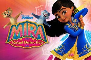 Mira, the Royal Detective