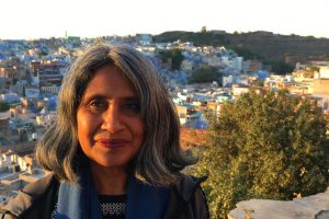 Sunita Viswanath, co-founder of Hindus for Human Rights (HfHR).