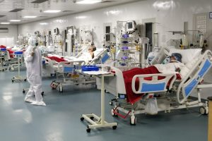"""India Covid crisis: An Indian Army hospital in Pune was turned into a """"Covid Hospital"""" last year. When the second wave of Covid-19 hit the country, India got caught off guard and flat footed in its response – or lack of it."""