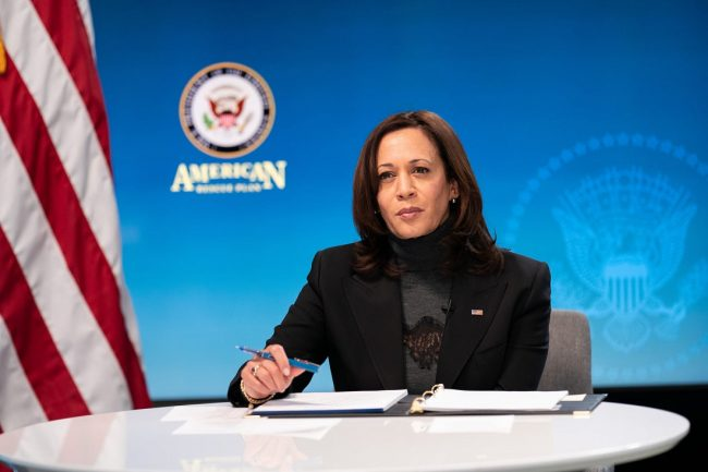 "Vice President Kamala Harris told a diaspora virtual event hosted by the State Department, ""At the beginning of the pandemic, when our hospital beds were stretched, India sent assistance. And today, we are determined to help India in its hour of need""."