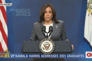 Kamala Harris graduation speech