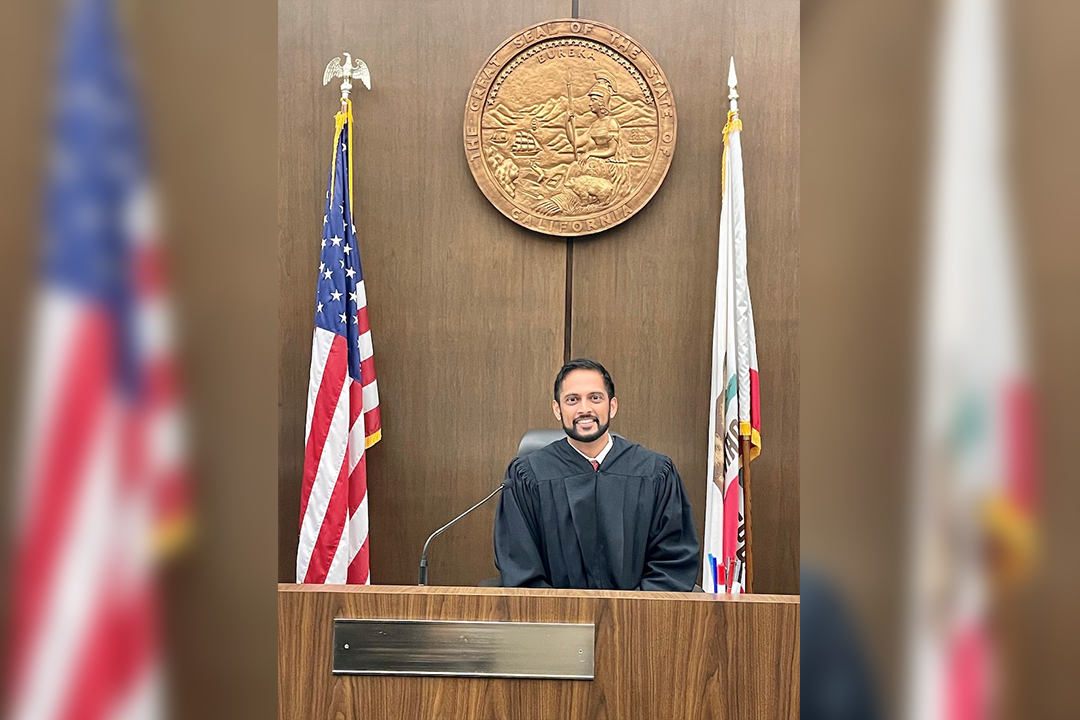 www.americanbazaaronline.com: Vibhav Mittal becomes first South Asian judge of California court